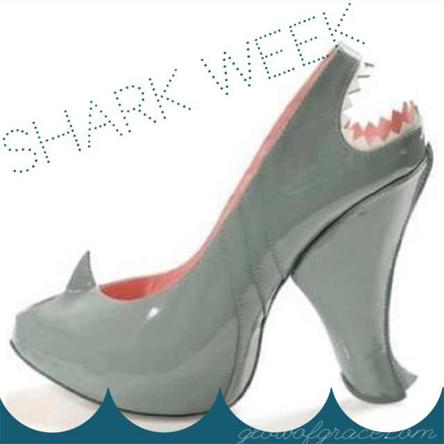 Shark Week | GlowofGrace