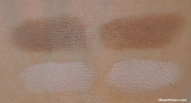 UD vs TF Swatches