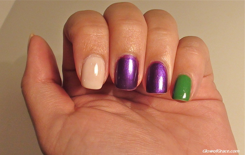 Julep Swatches 1