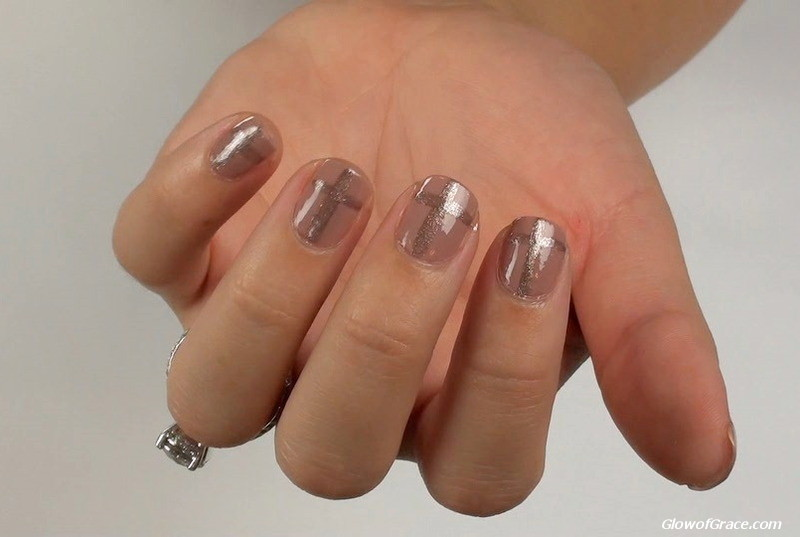 Revlon Nail Art (Silhouette)