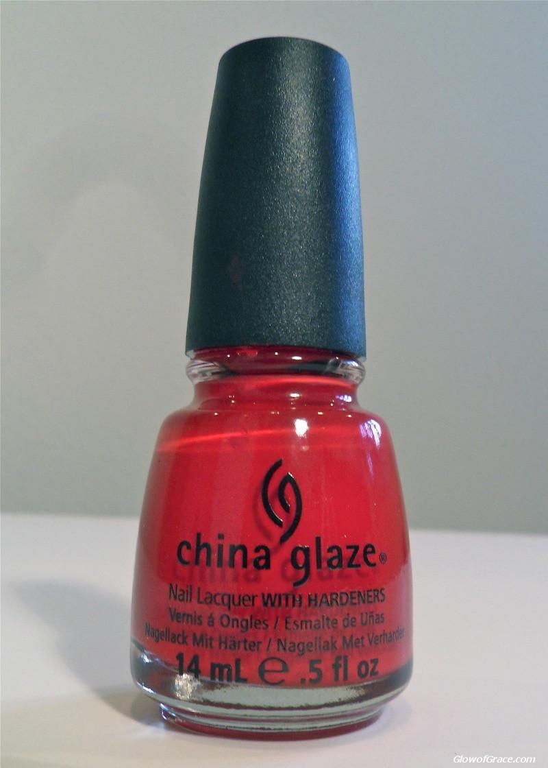 China Glaze - Salsa