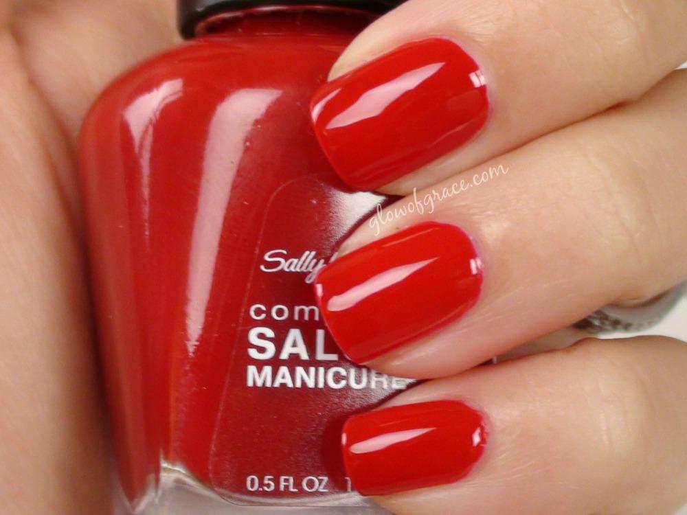 Sally Hansen | Red My Lips