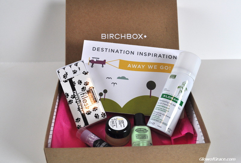 June 2013 Birchbox