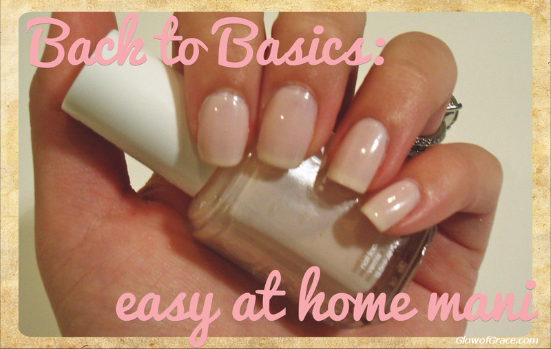 WM Easy At Home Mani