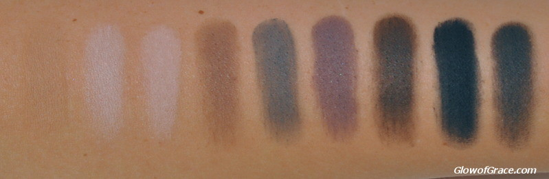 Swatches - Full Palette