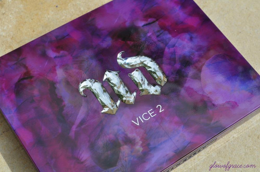 UD Vice2 Palette Review | GlowofGrace