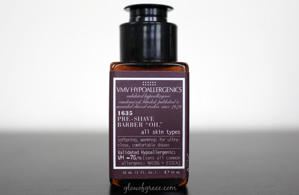 VMV shave oil