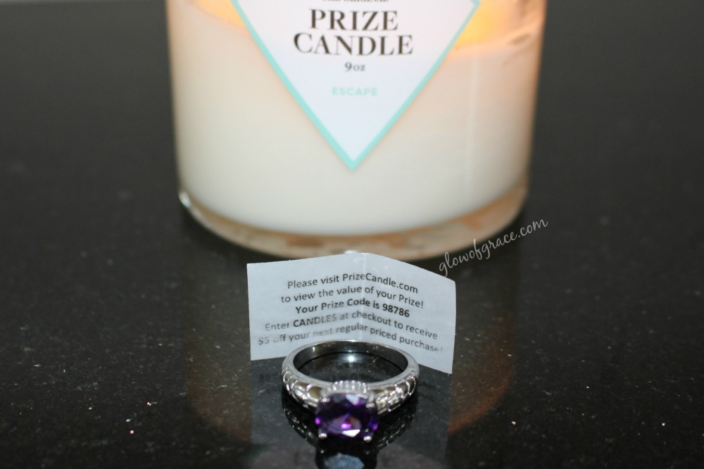 Prize Candle 5