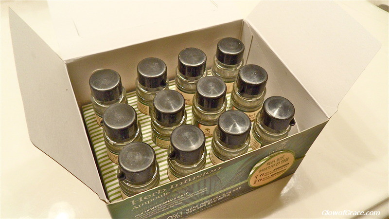 Overte Herb Infusion Ampoules (3)