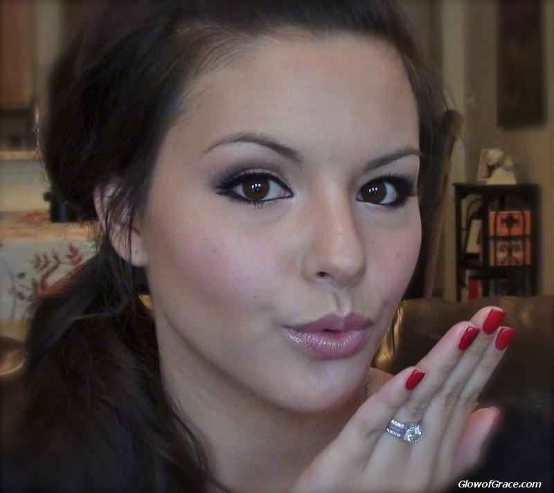Vday Makeup 2013 2